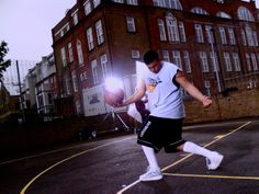 And ball shines through....  www.streets-united.com