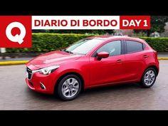 Eccoci al nostro Diario di bordo dedicato alla terza serie della Mazda Mazda 2, qui nella versione 1.5 benzina 90 CV con cambio manuale. Partiamo dalle novità, che vanno a toccare un po' tutti i campi, dall'estetica ai materiali degli interni e al sistema multimediale. ISCRIVITI al ...