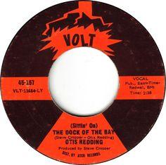 (Sittin' On) The Dock Of The Bay - Otis Redding (1968)