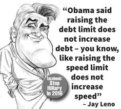 Leno on Obama's debt-limit crap