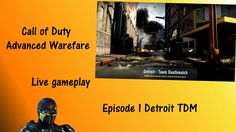 https://www.youtube.com/watch?v=Q-VWJ6tq464  Like the video and subscribe  want to get better in call of duty watch the video