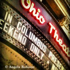 ohio theatre, columbus oh.