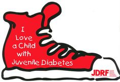 I love a child with Juvenile Diabetes (Type 1 Diabetes) and I am so proud of him for staying strong and going about his life as best he can in spite of having to deal with all the struggles of T1D.