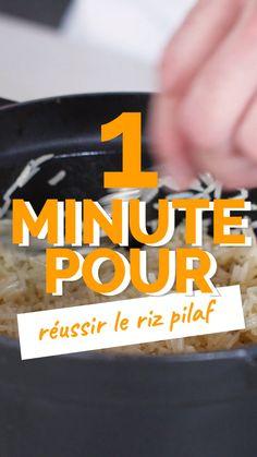 Comment réussir la cuisson de son riz pilaf ?