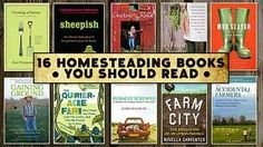 Homesteading Books to read