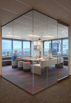 2015 Top 100 Giants: Firms and Fees | HOK, Ranked #2. Project: FleishmanHillard Headquarters. Location: St. Louis, MO.