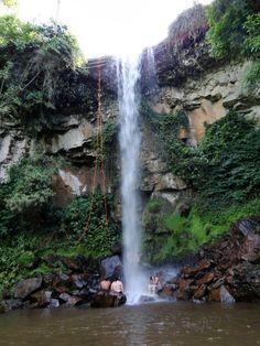 Cachoeira. Foto: Fernanda Machado