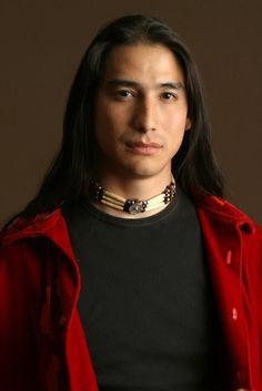 Tokala Clifford. He's from Pine Ridge, South Dakota, and his mother is Charlotte Black Elk.