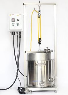 """Nano Brewer Home""™ 10, 15 and 20 gallon Electric Brew System – Colorado Brewing Systems"