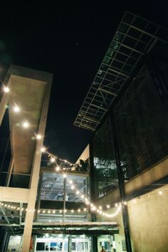 South Carolina Aquarium by night