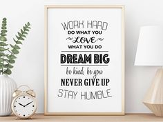 Items similar to Cubicle decor Flower Room Decor, Printable Quotes, Printable Art, Printables, Cubicle Walls, Office Wall Art, Office Decor, Kitchen Wall Colors, Wall Paper Phone
