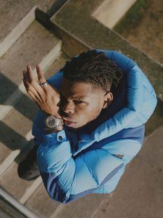 Yxng Bane conquered his shyness by creating flirtatious afropop London Nightclubs, Grime Artists, Urban Fashion, Men Fashion, Fashion Ideas, The Big Hit, Handsome Black Men, Jason Todd, Calvin Klein Underwear