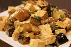 Spicy Eggplant and Tofu Stir Fry