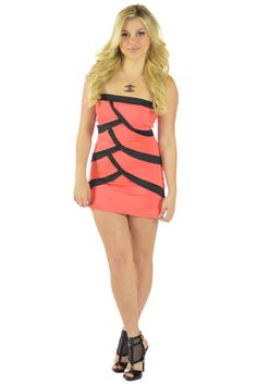 Pretty Woman Pink Dress | Sexyback Boutique