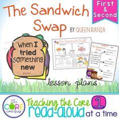 The Sandwich Swap: I
