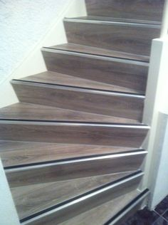 Stair Renovation, Stair Makeover, Stair Treads, Stairways, Toilet, Home Improvement, Flooring, House, Home Decor