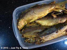 Just Try Taste: Homemade Bandeng Presto Seafood, Pork, Turkey, Homemade, Meat, Sea Food, Kale Stir Fry, Turkey Country, Pigs