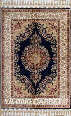 Blue Persian rug Oriental Turkish carpet silk rug Tabriz rugs hereke area rugs  Materials: Silk Technology: Hand Knotted Size: 2'x3' -14'x20'    Color: Blue, Yellow, Pink, Beige, Light and green.  Design: Flower, Birds, four season, and hunting  Fit for: bedroom, living room, dining area, hallway, porch, office etc. … Email: alice@yilongcarpet.com  WhatsApp/Tel/Wechat: +86 156 3892 7921   #custommadepersianwoolrug #handmadesilkturkishrugs #rugfreeshipping