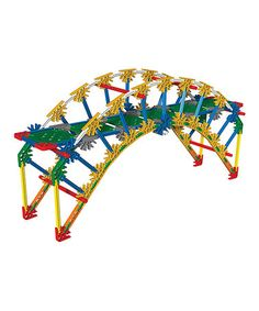 Loving this Education Intro to Structures: Bridges Set on #zulily! #zulilyfinds