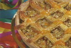 Ελληνικές συνταγές για νόστιμο, υγιεινό και οικονομικό φαγητό. Δοκιμάστε τες όλες Greek Sweets, Greek Desserts, Greek Recipes, Pie Recipes, Cookie Dough Pie, Christmas Wine, Apple Pie, Food And Drink, Baking