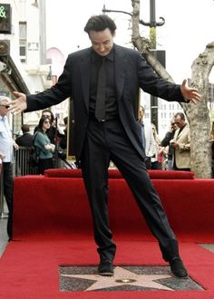 So happy that John Cusack got a star on the Hollywood Walk of Fame!