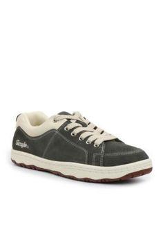 Simple Gray Os Sneaker