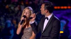 """Jackie Evancho & Cheyenne Jackson sing an absolutely beautiful version of """"Say Something"""" (Live) Best Songs, Love Songs, Awesome Songs, Cheyenne Jackson, Jackie Evancho, Say Something, Kids Gifts, Itunes, Awakening"""