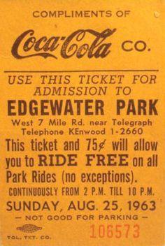 EDGEWATER PARK Detroit, MI