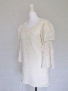 1960s Hippie Summer Festival Mini Dress Bell by DollybirdClothing, £46.00