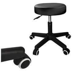 Our salon stools are made of industrial grade PVC leather and 3 thick foam cushioning seat for maximum comfort. Each stool comes with a set of 5 soft rubber casters, specifically design to prevent damages to your expensive hardwood floor and increase smooth rolling. An advantage over other stools when you are using this in a clinic or spa, you will be sure that it will be quiet and sound free.'