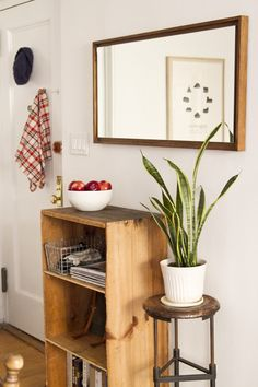 5 ways to create a welcoming entryway in a small space.