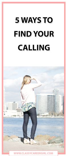 It doesn't have to be so dang hard.... http://www.classycareergirl.com/2016/01/your-calling/