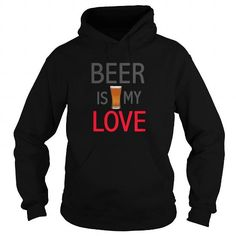 Cool Beer Is My Love_Women  Womens TShirt T-Shirts