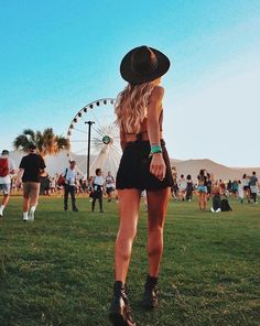Luxurious Coachella The Greatest Seems of the First Finish of the Week Festival Girls, Festival Wear, Festival Outfits, Festival Looks, Festival Style, Boho, Rock In Rio, Music Festival Fashion, Shows
