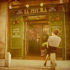 La Perejila - Madrid