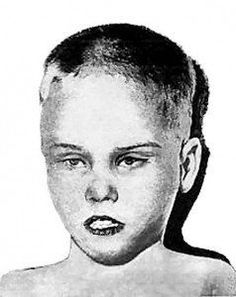 "The Boy in the Box - Known also as ""America's Unknown Child"",  murder has gone unsolved since the discovery of his body on  25 February 1957. On that fateful day, an anxious college student, Frederick Benosis, reported finding the nude body of what appeared to be a young boy, 4 to 6 years old, wrapped in a flannel blanket inside a discarded baby's bassinet cardboard box distributed by the JC Penny store."
