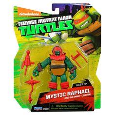 Mystic Raphael Vision Quest Teenage Mutant Ninja Turtles TMNT Action Figure