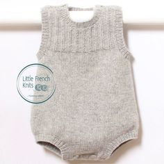 Child Knitting Patterns Child Knitting Patterns 41 / Child Romper / Knitting Sample Directions in English . Baby Knitting Patterns Supply : Baby Knitting Patterns 41 / Baby Romper / Knitting Pattern Instructions in Engli. Knitted Baby Clothes, Knitted Romper, Baby Knits, Baby Clothes Patterns, Clothing Patterns, Knitting For Kids, Free Knitting, Knitting Patterns For Babies, Knitting Needles