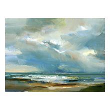 David Atkins, The Sea at Charmouth