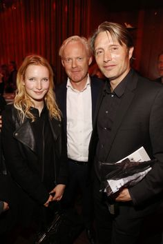 The stars of Move On - After the show, comes the party with Mads Mikkelsen - www.move-on-film.com