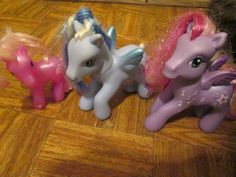 Miss Thrifty SLP: My Little Pony takes on speech!