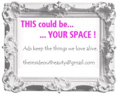 Looking to advertise on a Beauty & Lifestyle Blog? Click to learn more!