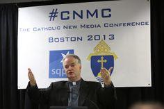 Watch Msgr. Paul Tighe's Keynote at CNMC Boston - SQPN.com