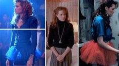 {outfits inspired by films} Robyn Lively as Louise in Teen Witch | Closet Fashionista