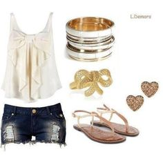 Adorable outfit for honeymoon Love Fashion, Trendy Fashion, Womens Fashion, Outfits For Teens, Cool Outfits, Amazing Outfits, Honeymoon Outfits, Honeymoon Clothes, Weekend Wear
