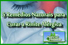 A rinite alérgica ou febre do feno, é uma doença inflamatória crônica da mucosa nasal. 15 a 20% da população mundial sofre desta doença, geralmente causada por uma reação alérgica a elementos como o pólen de árvores e plantas, pelo de animais, ácaros, etc. A rinite alérgica pode ser estacional, m