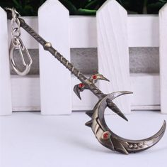 Costume Props Superhero Movie Superman Cosplay Costume Props Sword Weapon Metal Toy Fancy Gift Key Chain
