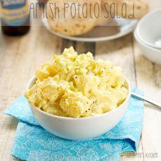 Amish Potato Salad {Sweet Pea's Kitchen}
