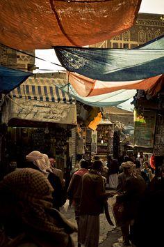 Yemen Marketplace