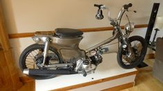 HONDA C90 CUSTOM CUB CAFE RACER SPECIAL RAT ROD STREET in Cars, Motorcycles…